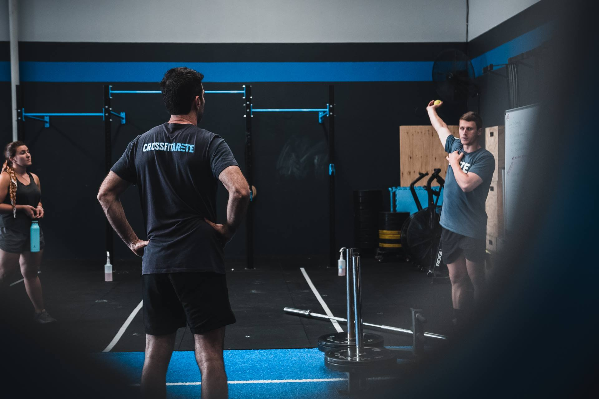 New To CrossFit
